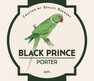 BLACK PRINCE PORTER – 4.6% <br /> Cask and 500ml bottle <br />  (Coming Soon)