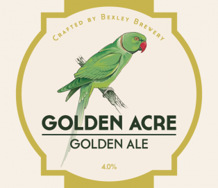 Golden Acre &#8211; Golden Ale 4.0% <br /> Cask and 500ml bottle