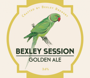 Bexley Session Golden Ale 3.6% <br /> Cask Only