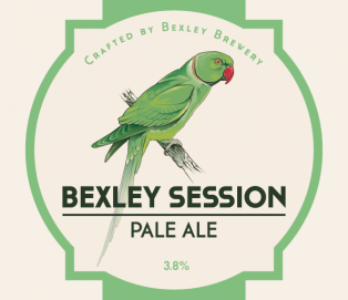 BEXLEY SESSION PALE ALE 3.8% <br /> CASK ONLY