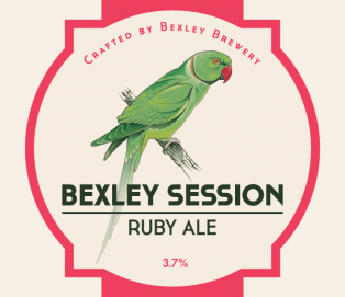 Bexley Session Ruby Ale 3.7% <br /> Cask Only