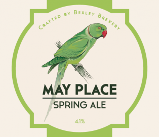FOUR SEASONS RANGE &#8211;  <br />May Place, Spring Ale 4.1%<br /> CASK &#038; BOTTLE