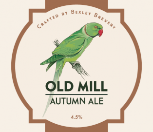 FOUR SEASONS RANGE &#8211;  <br />Old Mill Autumn Ale 4.5% <br /> Cask and 500ml bottle