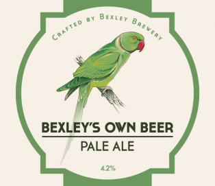 BEXLEY'S OWN BEER PALE ALE – 4.2% <br /> Cask and 500ml bottle