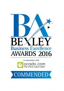 Bexley Awards 2016 Logo COMMENDED logo-01